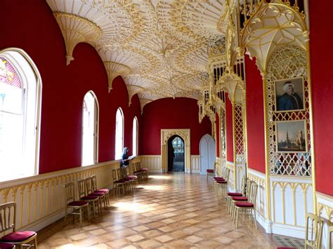 Strawberry Hill Interior by Horace Walpole Strawberry Hill Fuelling A Revival The Culture Concept Circle