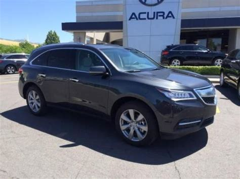 photo image gallery touchup paint acura mdx in graphite luster metallic nh782m
