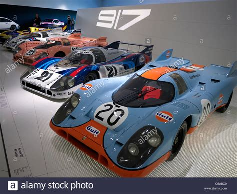 porsche museum cars collection of porsche 917 race cars on display at porsche