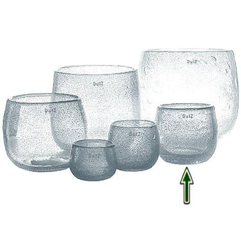 dutz collection dutz 174 collection vase pot h 14 x 216 16 cm klar mit
