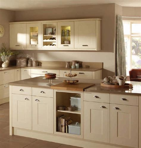 kitchen ideas with cream cabinets kitchen style milford from fitted kitchens direct an