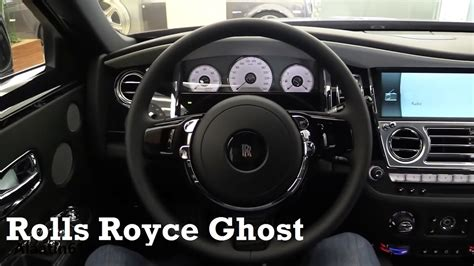 rolls royce ghost interior 2017 2017 rolls royce ghost interior review youtube