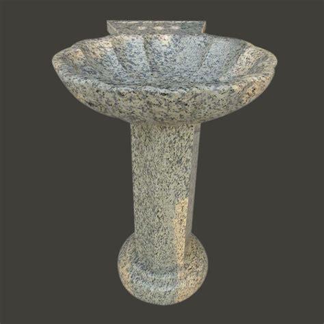 Granite Pedestal granite pedestal sink large bathroom sink