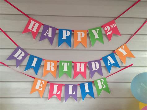 How To Make A Happy Birthday Banner Of Paper - the ultimate the explorer setup free