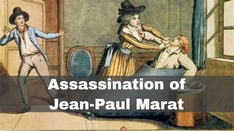 marat song 13th july 1793 jean paul marat stabbed to death in his