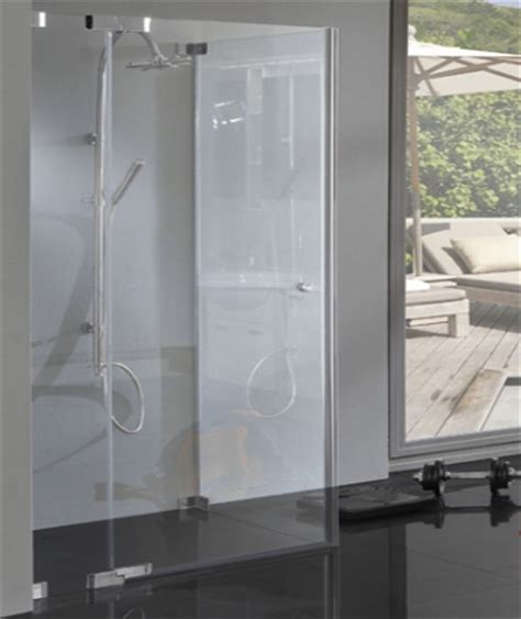 sichtschutz dänische fenster rahmenlose eck duschkabine mit fester seitenwand und