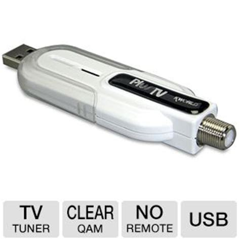 Advance Tv Tuner Usb Stick Putih kworld ub435 q usb atsc tv tuner stick at tigerdirect