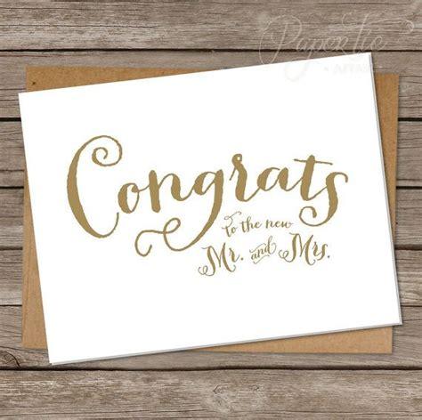 congratulations wedding card template best 25 wedding congratulations ideas only on