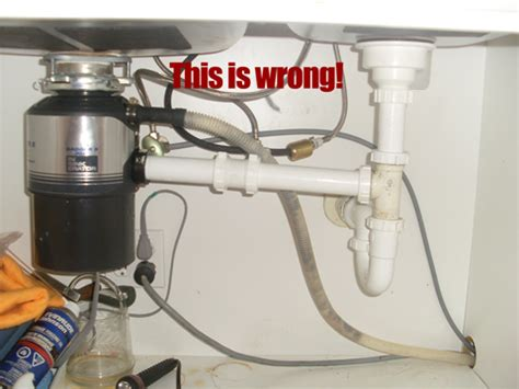 Dual Sink Garbage Disposal Plumbing by Plumbing A Sink With Disposal And Dishwasher