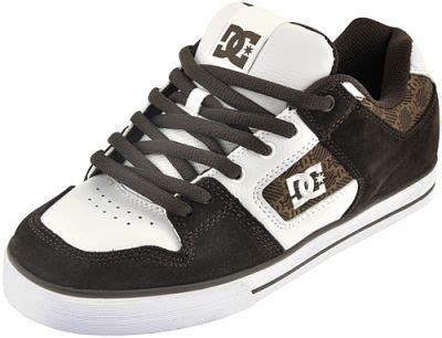 Sepatu Dc Slim Xe Black Brown chaussures marque dc shoes