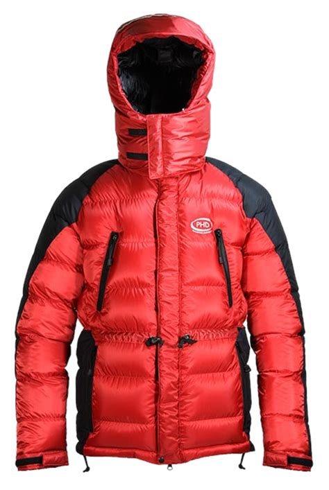 phd gear advisor denali down jacket