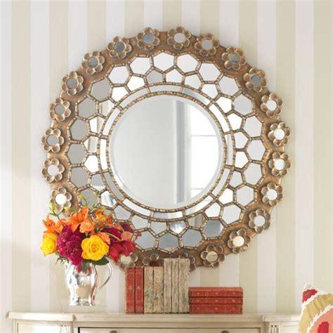 mirror decoration honeycomb mirror mirrors wisteria