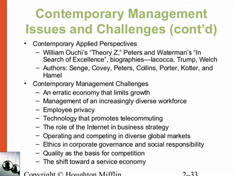 contemporary issue management griffin chap02