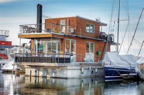 buying a house in sweden contemporary floating home in sweden homedsgn
