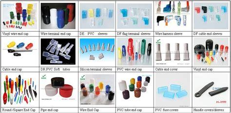 plastic terminal vinyl wire end caps soft pvc electric