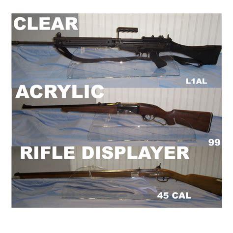 Rifle Display Rack by Displays By Rioux Gun Displayer Display Gun Holder