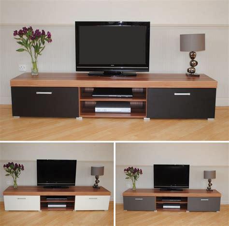 tv bench unit 2 metre large 2 door tv cabinet plasma bench stand unit