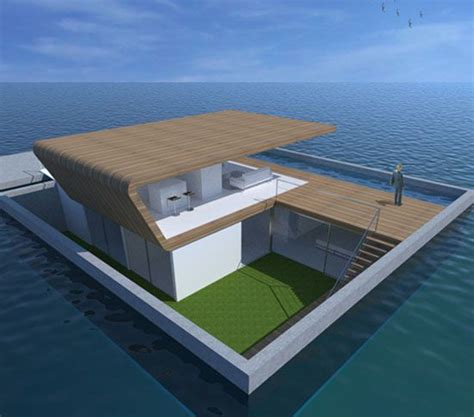 kleine woonboot te koop 15 beste afbeeldingen van drijvende villa s floating