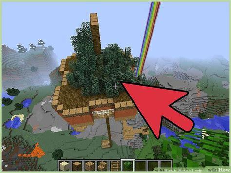 minecraft casa sull albero come costruire una casa sull albero in minecraft