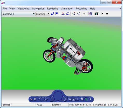 Bicycle Model Simulink