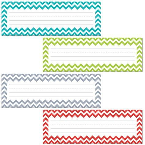name plate template 1000 ideas about chevron name tags on student