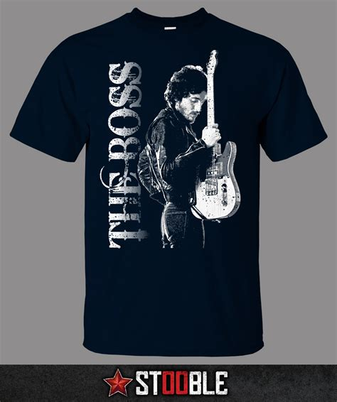 t shirt bruce the bruce springsteen t shirt direct from stockist