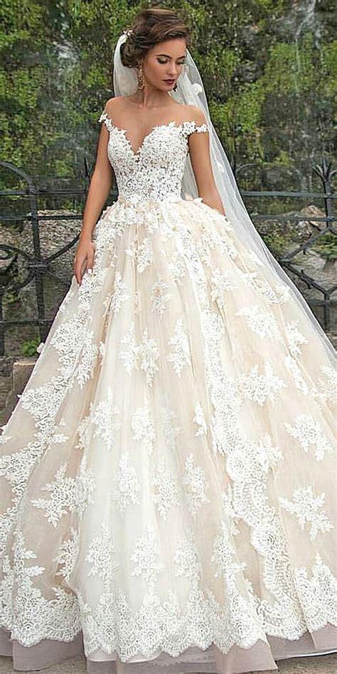 Weddings Flower Dresses by Disney Shoulder Wedding Dresses Via Milla Deer