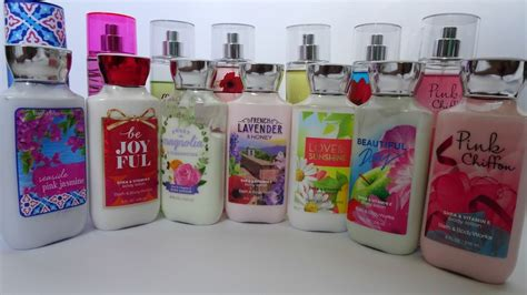 7 Scents I by Top 7 Bath Works Scents