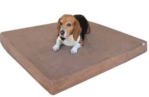 orthopedic dog bed reviews review durable orthopedic waterproof pet bed dogs recommend