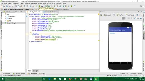 getting started with android studio getting started with android studio 28 images building android application with android