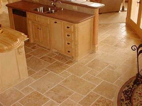 Tile Kitchen Floor Ideas Kitchen Floor Tile Design Ideas