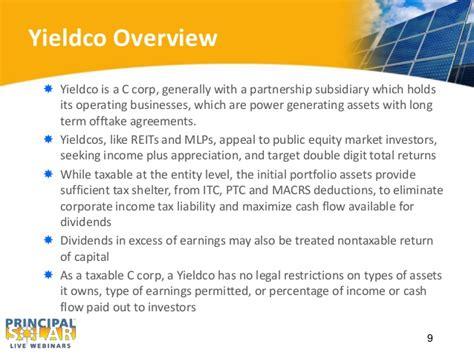 pattern yieldco yieldco