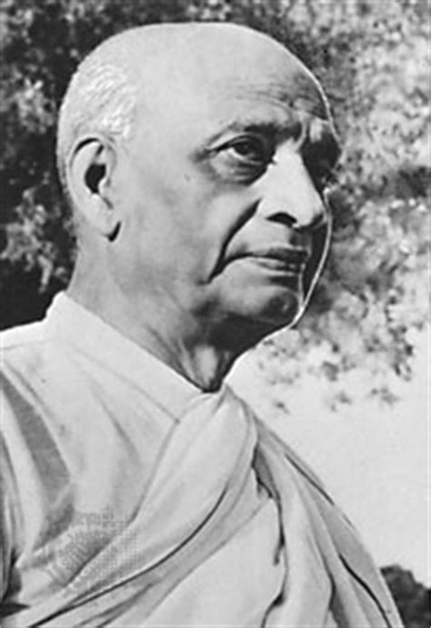 Vallabhbhai Jhaverbhai Patel | Indian statesman