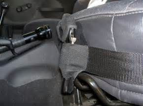 Seat Cover With Gun Holster Seat Holster Universal Fit For Sale At Gunauction