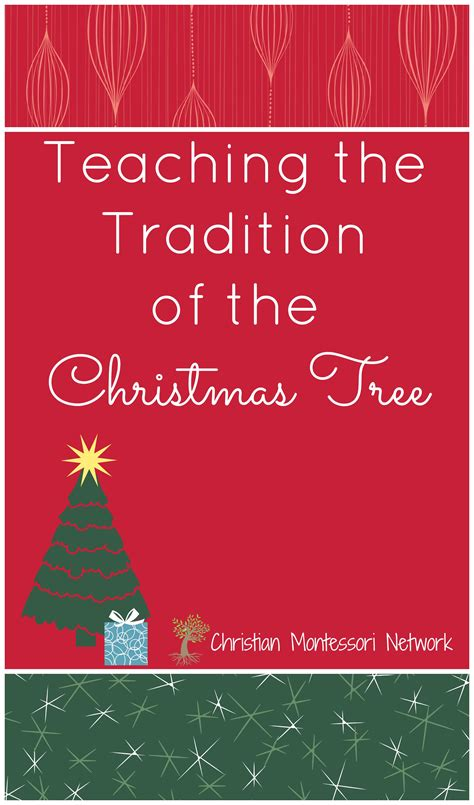 what is the tradition of the tree teaching traditions of the tree