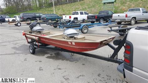 14 foot flat bottom boats for sale armslist for sale trade 14 foot flat bottom boat