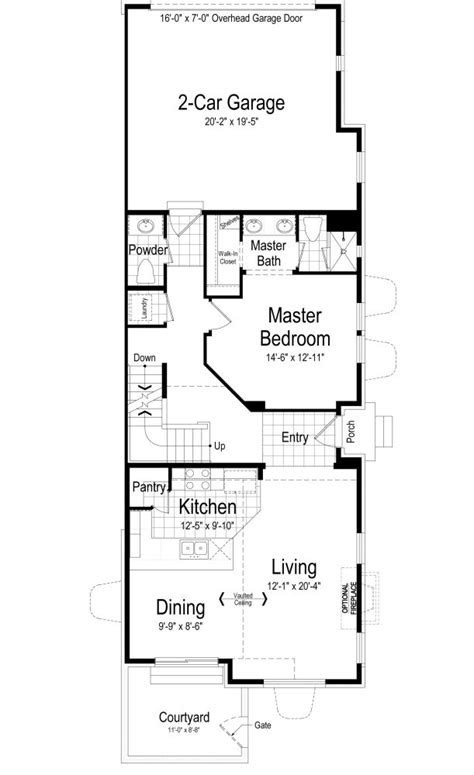 ivory homes floor plans yale town home ivory homes floor plan ivory homes floor