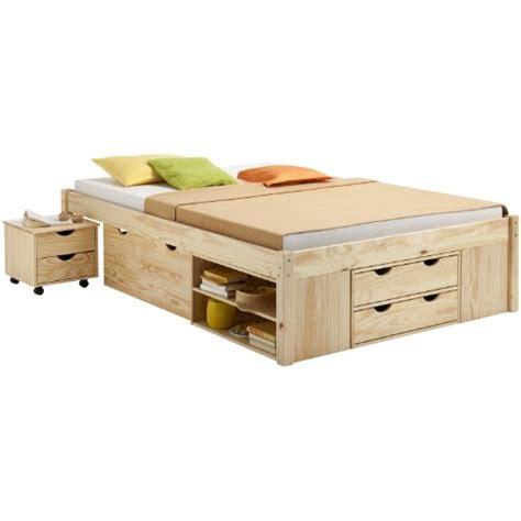 funktionsbett 120x200 kleines schlafzimmer einrichten