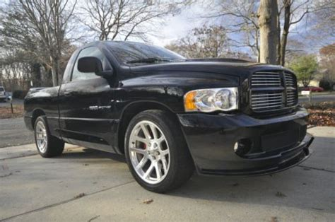 car owners manuals for sale 2004 dodge ram 1500 electronic valve timing sell used 2004 dodge srt 10 truck 6 speed manual 8 3l v10 505 hp in medford new york united