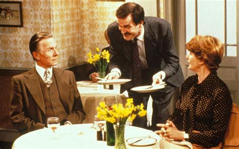 fawlty towers   basils  rants telegraph