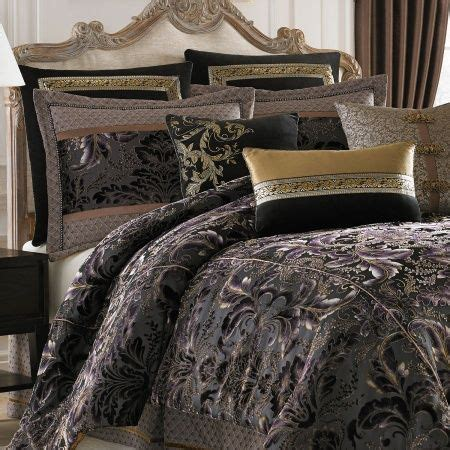 add  refined luxury   bedroom   selena bedding collection  croscill couture