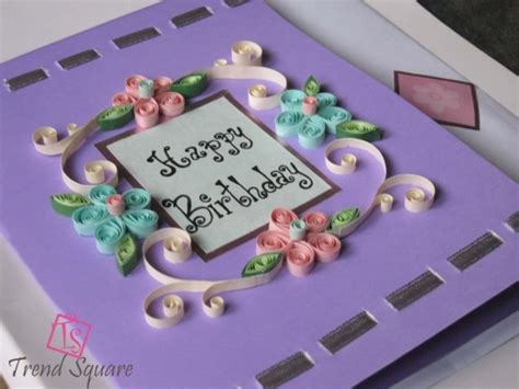 how to make your home beautiful 10 pretty and bright birthday cards that you can make