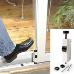 how to secure patio doors inexpensive ways to theft proof your home the family
