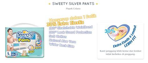 Goo N Premium Popok 36 jual murah sweety popok bayi silver l 36 popok di