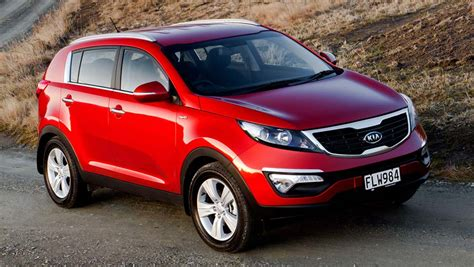 Kia Review 2010 Kia Sportage Used Review 2010 2014 Carsguide