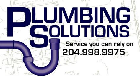 Plumbing Winnipeg by Plumbers Winnipeg Plumbing Solutions