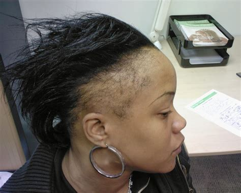 ideas for hairstyles for damaged edges natural and healthy november 2013