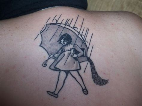morton salt girl tattoo morton salt i how the salt is pouring out
