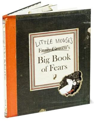 little mouse s big book of fears 183 libros 183 el corte ingl 233 s little mouse s big book of fears by emily gravett hardcover barnes noble 174