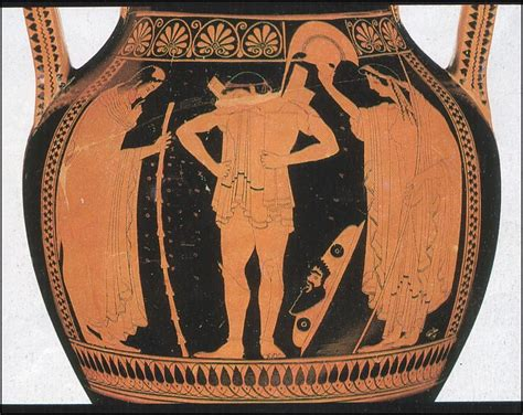 Classical Vase Practice Questions Euthymides